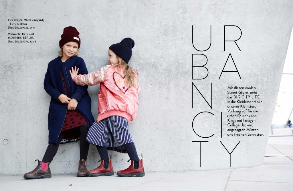 Kleines Karussell Magazin - Urban City